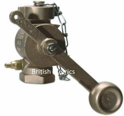 Sounding Valve Bronze 11/2 BSP